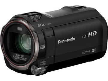 Rent: Panasonic HC-V770