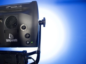 Rent: Litepanels Astra 1x1 Bi-Color Duo Kit (V Mount)