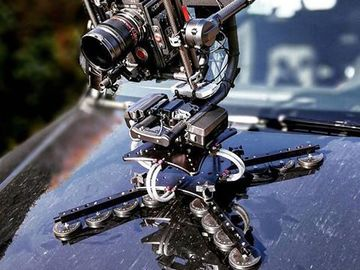Rent: RigWheels Cloud Mount - Car Mount (ronin, Movi, etc.