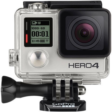 GoPro HERO4 Black with Housing