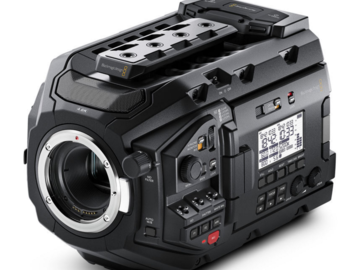 Rent: Blackmagic  Ursa Mini Pro Kit