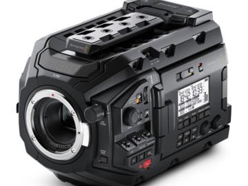 Rent: Blackmagic  Ursa Mini Pro Kit