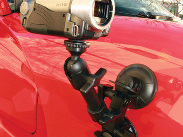 Rent: Delkin Fat Gecko Camera Mount