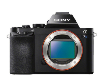Rent: Sony Alpha a7S II Camera, Cage w/ Metabones & 256 GB Card