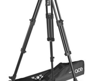 Rent: Sachtler Ace Fluid Head Tripod