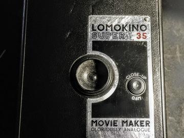 "Rent: Lomography Lomokino ""Super 35"" Techniscope 2-perf Camera"
