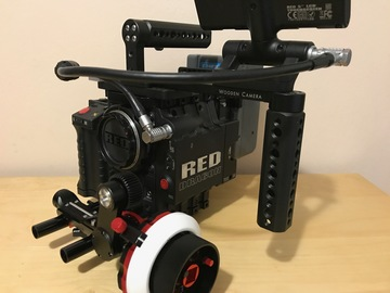 Rent: RED Epic Dragon 6K Package