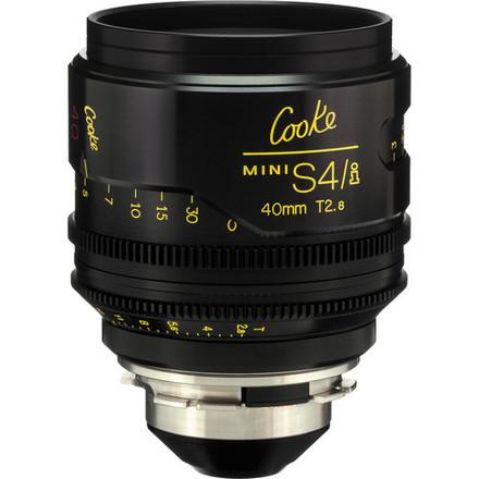 40mm Cooke Mini S4/i T2.8 (87mm-D)