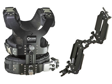 Rent: CAME-TV Pro Camera Vest & Dual-Arm Support System (5.5 to 33