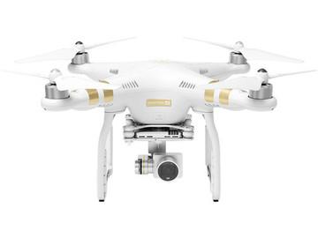 Rent: DJI Phantom 3 4K Quadcopter