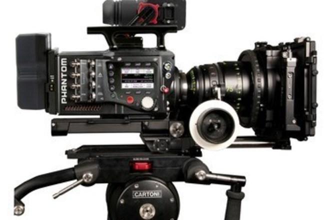Phantom Flex4K 1000FPS 4K - 64GB RAM  - 2TB Cinemag