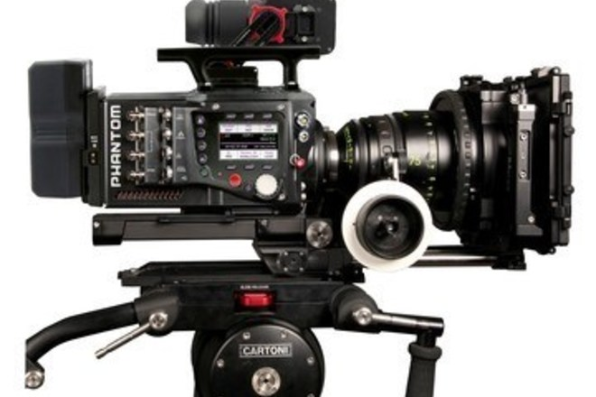 Phantom Flex4K 1000FPS 4K - 64GB RAM  - 2TB Cinemag