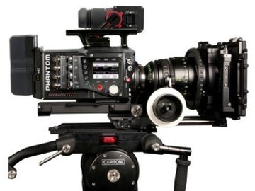 Rent: Phantom Flex4K 1000FPS 4K