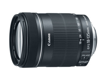 Rent: Canon Lens EF-S 18-135mm f/3.5-5.6 IS STM