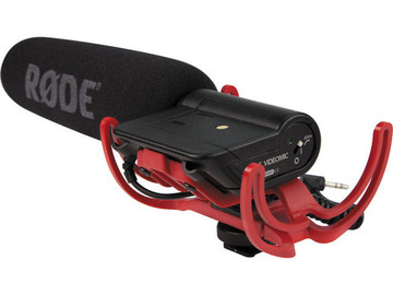 Rent: Rode VideoMic with Rycote Lyre Suspension System