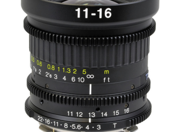 Rent: TOKINA ZOOM 11-16 MM PL
