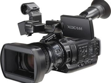 Rent: Sony PMW-200 Camcorder