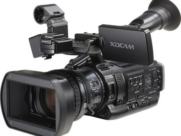 Sony PMW-200 Camcorder 3 Camera Package