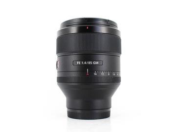 Rent: Sony FE 85mm f/1.4 GM