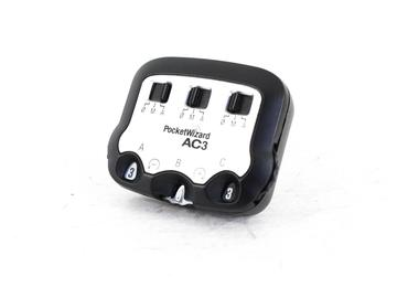 Rent: PocketWizard AC3 Zone Controller for Nikon