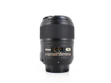 Rent: Nikon AF-S 60mm f/2.8G IF-ED Micro