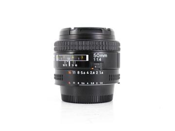 Rent: Nikon AF 50mm f/1.4