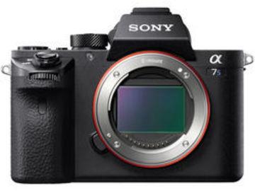 Rent: Sony Alpha a7S II Mirrorless Digital Camera