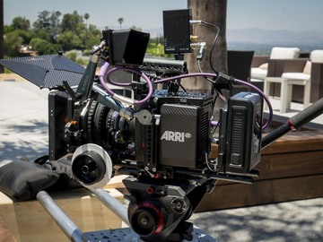 ARRI Alexa Mini Camera w/Teredek and Monitors