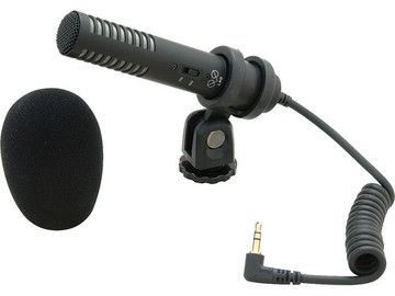 Rent: Audio-Technica  Pro-24CM Stereo Microphone (Great for DSLR!)