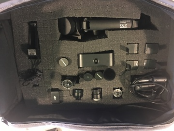 Rent: DJI Osmo Plus with 4 batteries and much more...