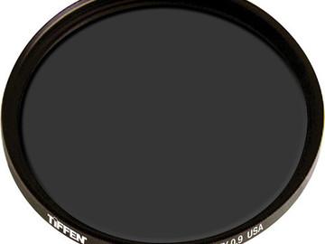 """Rent: 4.5"""" Round ND 0.9 Filter"""