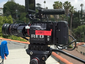 Rent: RED Epic Dragon 6K [Complete Package]