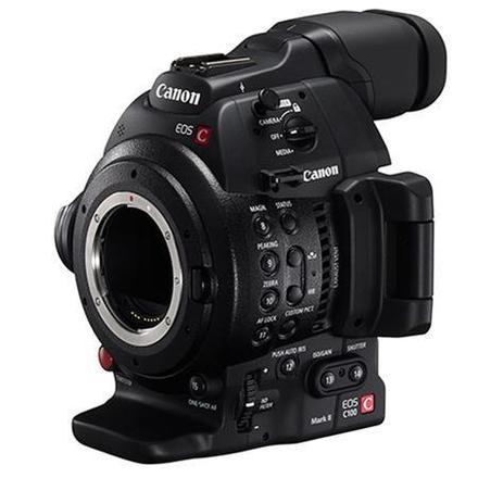 Canon C100 Mark I w extra battery