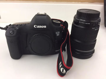Rent: Canon EOS 5D Mark III  with 24-105mm Lens ..Brand new !!!!!