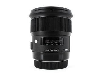 Rent: Sigma 24mm f/1.4 DG HSM ART, Canon EF Fit