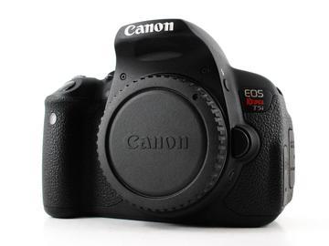 Rent: Canon EOS Rebel T5i / Kiss X7i