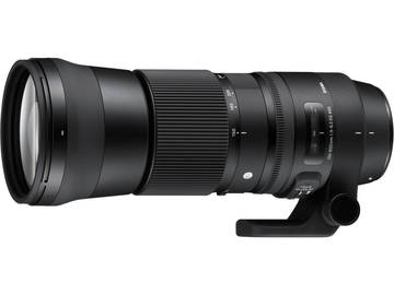 Rent: Sigma 150-600 mm (EF)Long Lens - Sports Lens