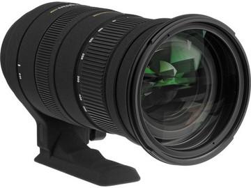 Rent: Sigma 50-500mm f/4.5-6.3 APO DG OS HSM