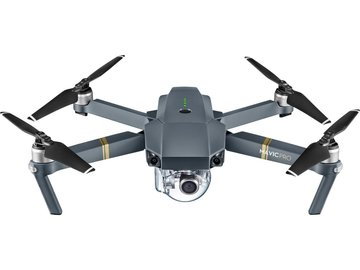 Rent:  4K DJI Mavic Pro with polarizers, extra battery, sunshade
