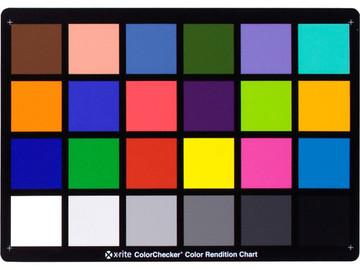 Rent: X-Rite ColorChecker Classic Card