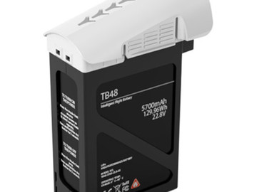 Rent: DJI TB48 Intelligent Flight Battery for Inspire 1