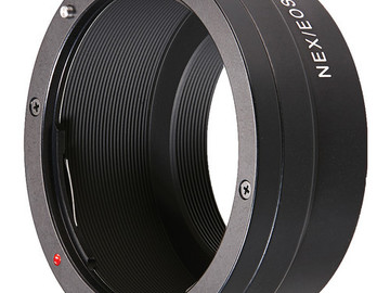 Rent: Novoflex Canon EF Mount Lens to Sony E Mount