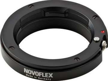 Rent: Novoflex Adapter for Leica M Lens to Sony NEX Camera