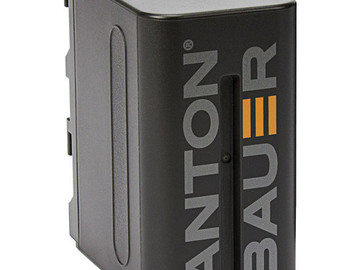 Rent: Anton Bauer NP-F976 7.2V, 6600mAh L-Series Li-Ion Battery