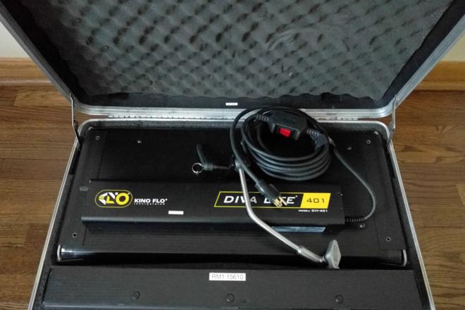 Kino Flo Diva-Lite 401 Kit