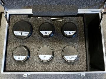 Rent: Cooke Mini S4/i Prime Lens Set