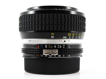 Rent: Nikon Ai-S 50mm f/1.2