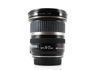 Rent: Canon EF-S 10-22mm f/3.5-4.5 USM