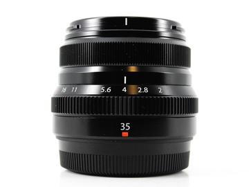Rent: Fuji XF 35mm f/2.0 R WR