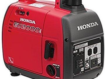 Rent: HONDA 2000 GENERATOR